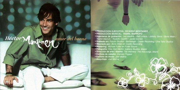 Hector Montaner - Amor del Bueno